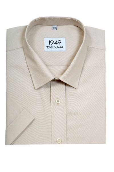 SHORT SLEVEE REGULAR FIT MEN SHIRT
