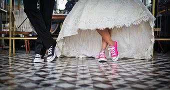 Getting married? Congrats! What will you wear?