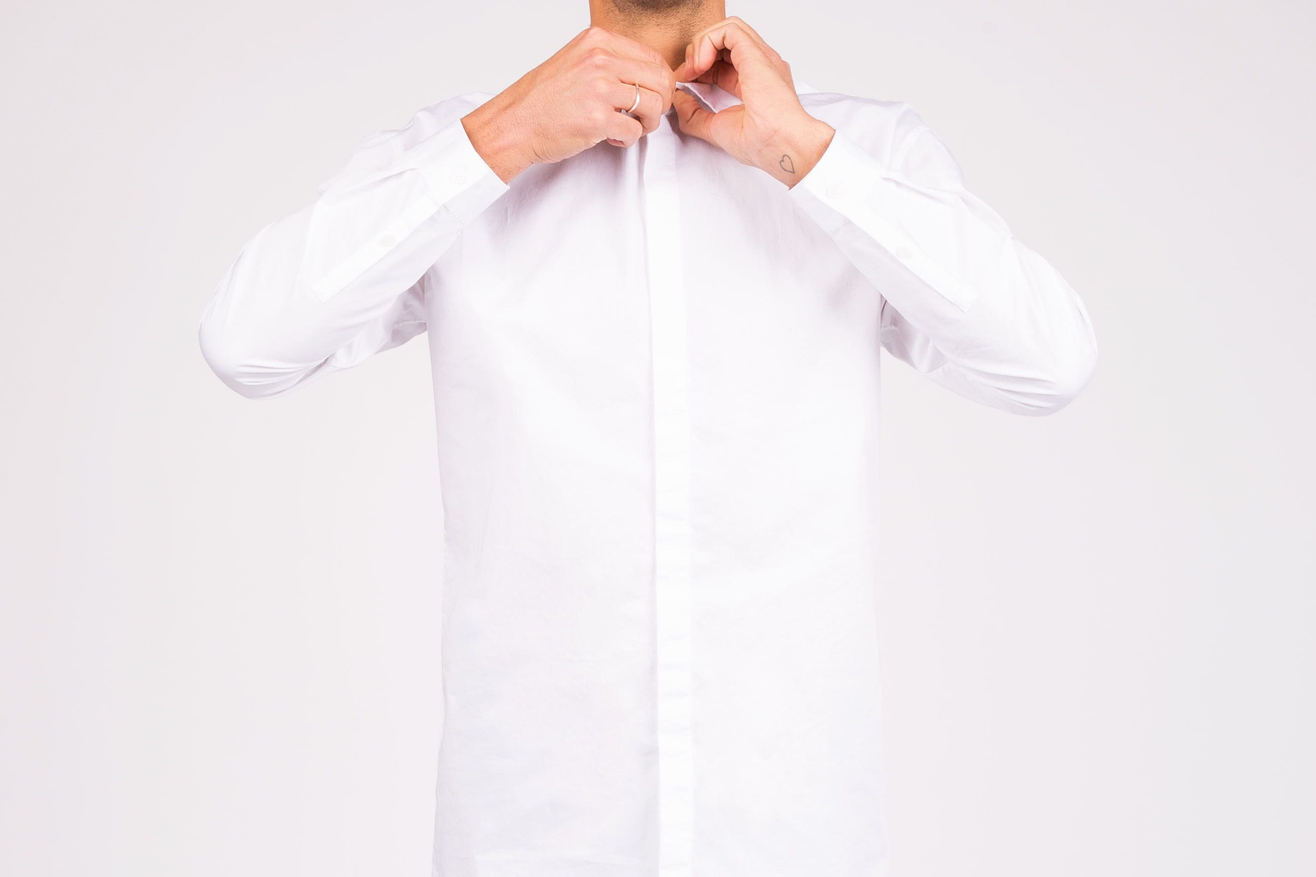 Ode to the white shirt/blouse (Duplicated)