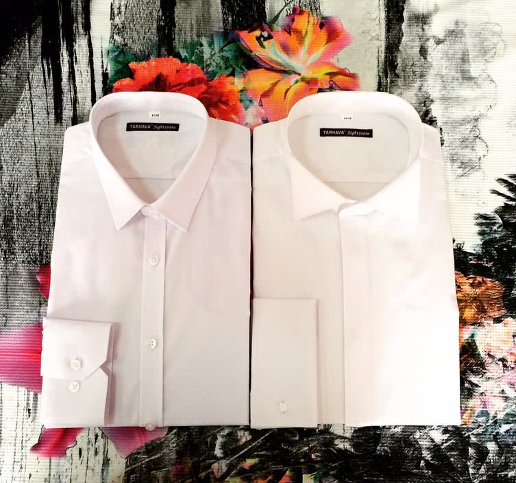 How to choose the right collar type for your shirt