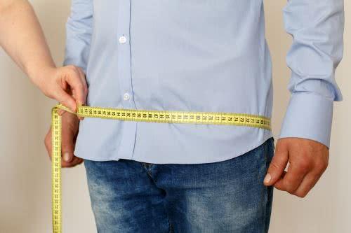 men measures hip
