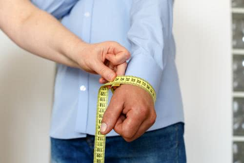 measure men wrist