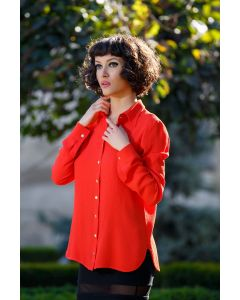 LONG SLEEVE WOMEN BLOUSE 415606-15-2614+T