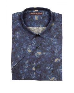 PRINTED BLUE SHIRT 415598 - 15 - 2596