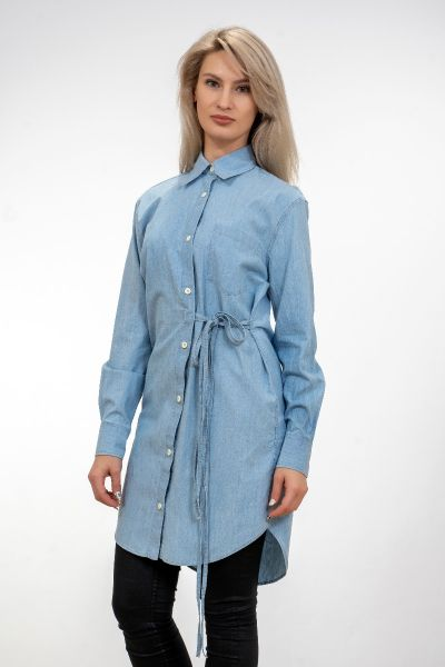 WOMEN DENIM BLOUSE