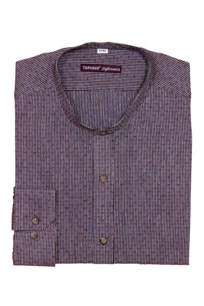 NORMAL FITTED SHIRT WITH LOG SLEEVES