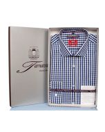 SLIM FIT CHECK SHIRT-415647 SUPERIOR